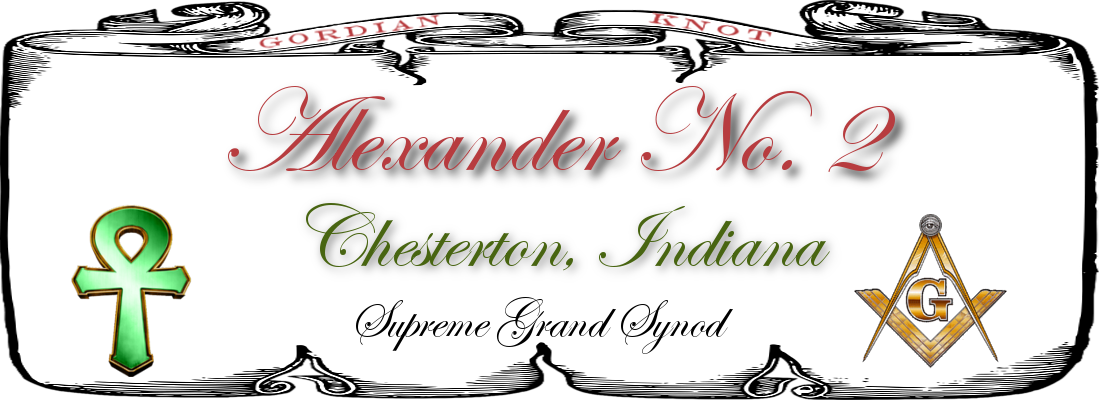 Alexander No 2 Logo