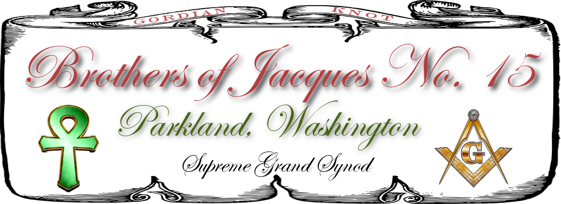 Brothers of Jacques No. 15 Logo