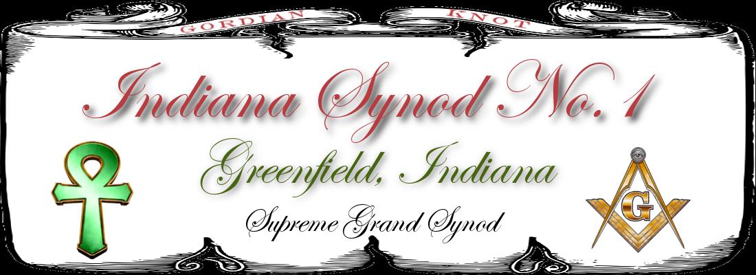 Indiana Synod No. 1 Logo