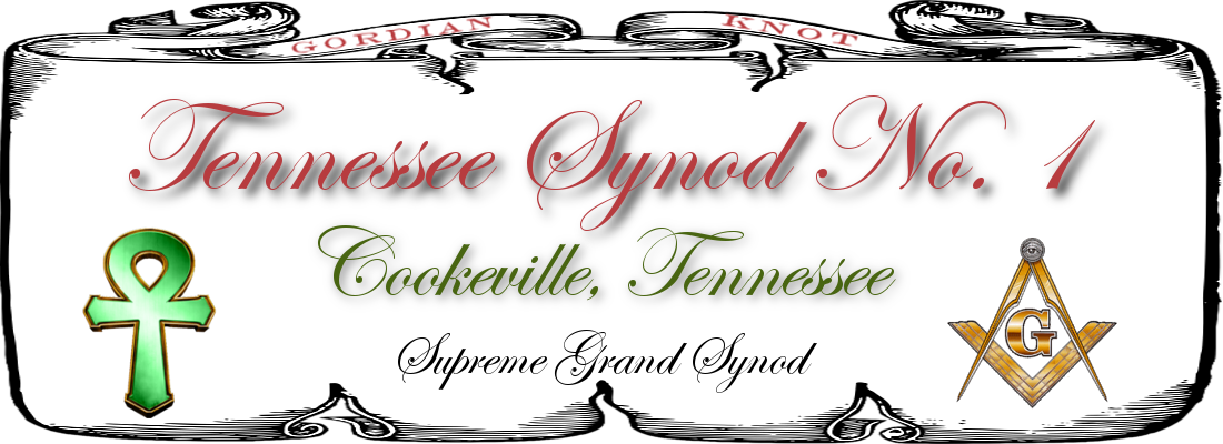 Tennessee Synod No. 1 Logo